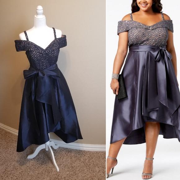 8847d756 R&M Richards Dresses | Rm Richards Mother Of The Bride Navy Dress ...